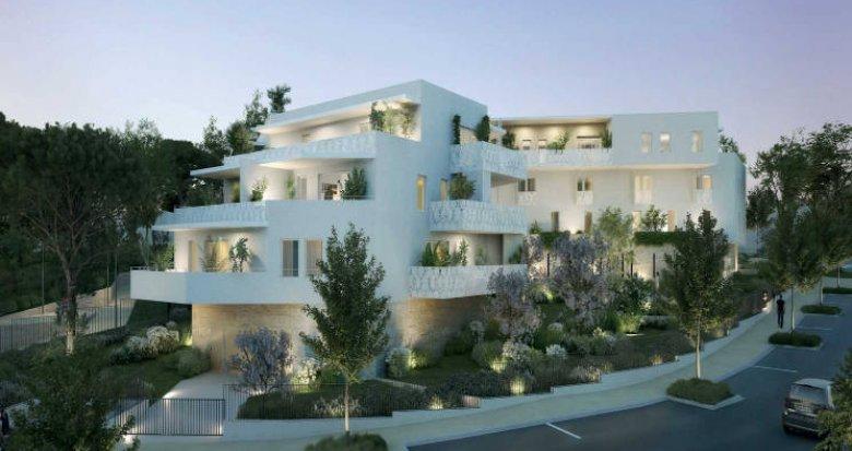 Achat / Vente programme immobilier neuf Saint-Aunès à deux pas du cœur du village (34130) - Réf. 5494