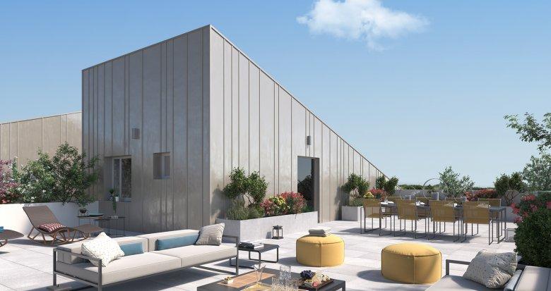 Achat / Vente programme immobilier neuf Saint-Brès proche de Montpellier (34670) - Réf. 2505