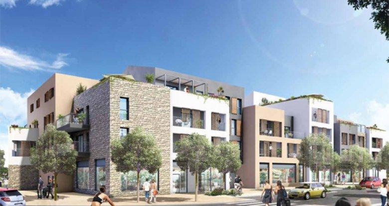 Achat / Vente programme immobilier neuf Saint-Georges-d'Orques, proche centre-ville (34680) - Réf. 1273