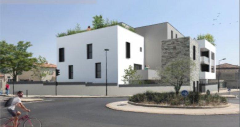 Achat / Vente programme immobilier neuf Saint-Mathieu-de-Tréviers centre-ville (34270) - Réf. 2835