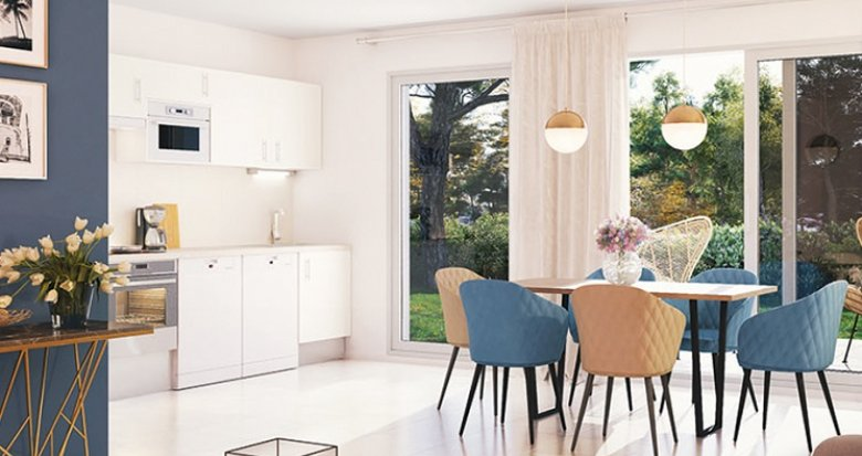Achat / Vente programme immobilier neuf Sérignan proche plages de Valras (34410) - Réf. 5840