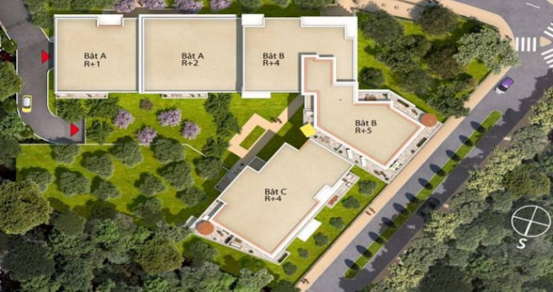 Achat / Vente programme immobilier neuf Sète à quelques pas de la gare (34200) - Réf. 5196