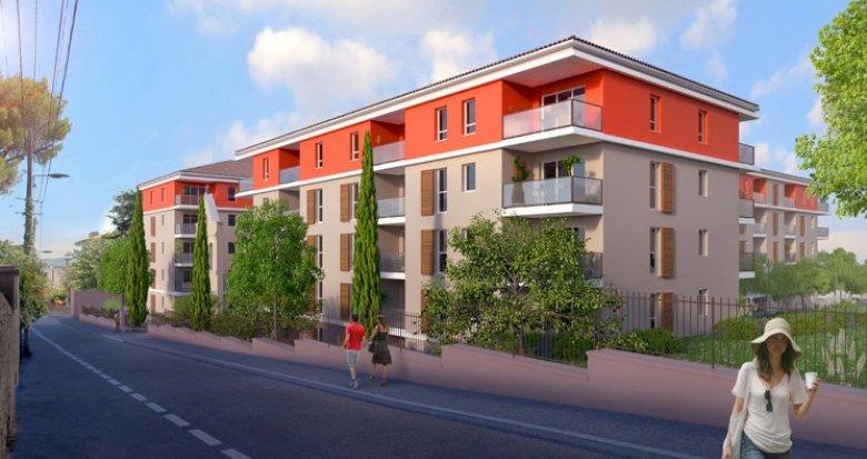 Achat / Vente programme immobilier neuf Sète quartier du Conservatoire (34200) - Réf. 5664