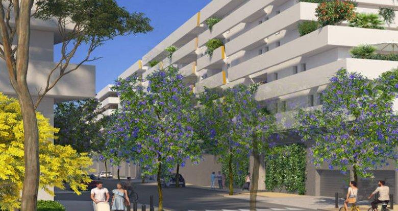 Achat / Vente programme immobilier neuf Sète Rive sud proche plages (34200) - Réf. 5728