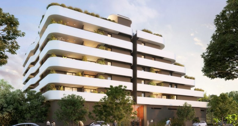 Achat / Vente programme immobilier neuf Sète sur le port (34200) - Réf. 6108