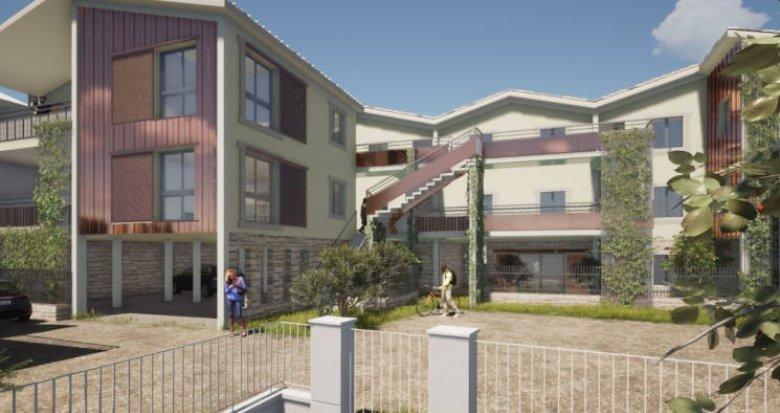 Achat / Vente programme immobilier neuf Valergues à deux pas des commodités (34130) - Réf. 5122