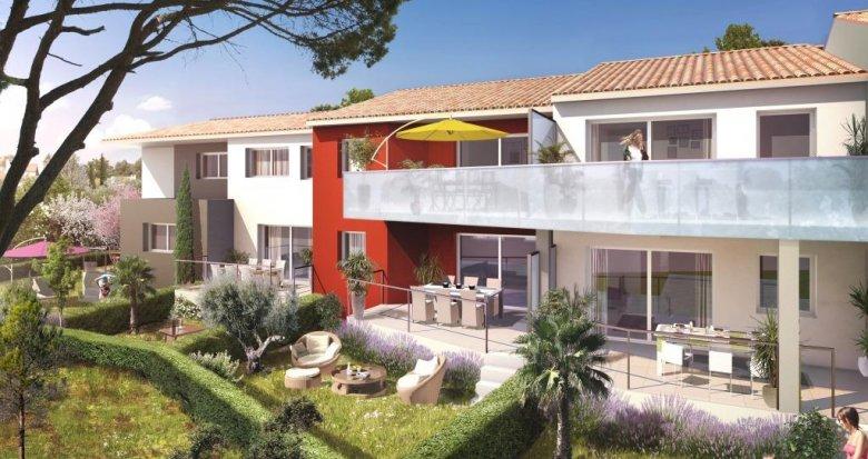 Achat / Vente programme immobilier neuf Valras-Plage proche Bézier (34350) - Réf. 389