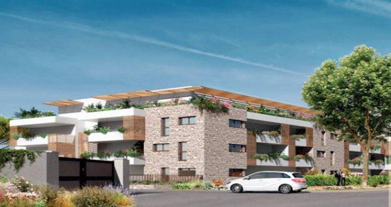 Achat / Vente programme immobilier neuf Vendargues à 500 mètres du centre (34740) - Réf. 3376