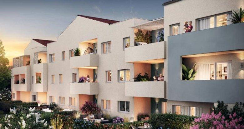Achat / Vente programme immobilier neuf Vias centre-ville proche gare (34450) - Réf. 6121