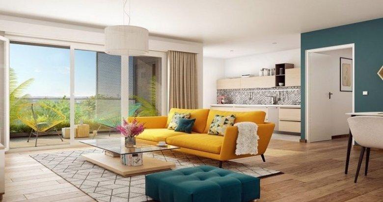 Achat / Vente programme immobilier neuf Vias proche Agde et plages (34450) - Réf. 862